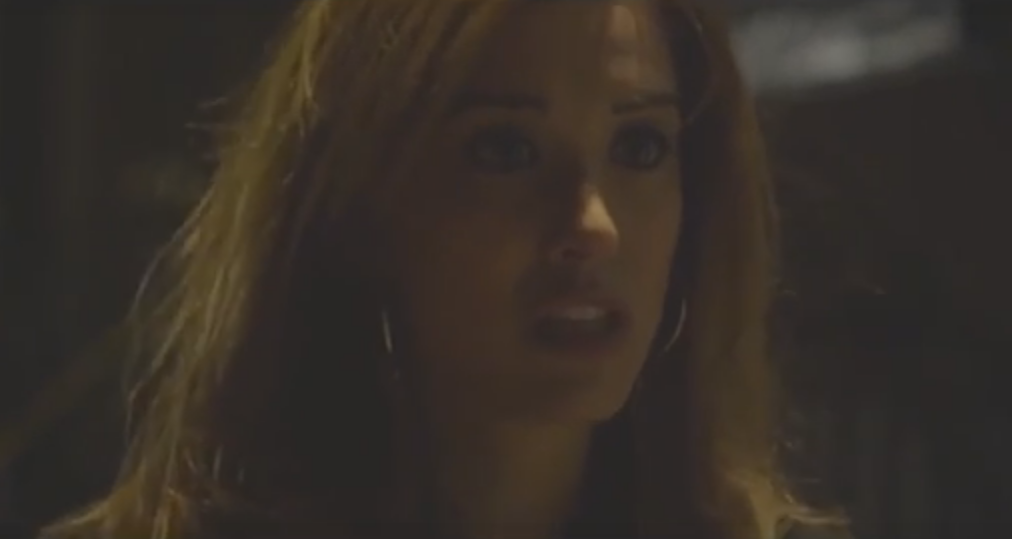 Melissa Boloña in the feaure film In Stereo